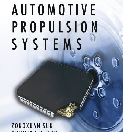 Design and control of automotive Propulsion System